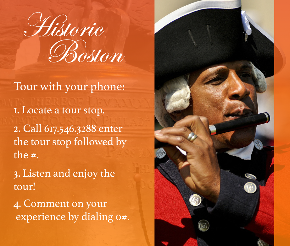 Historic Boston Walking Tour